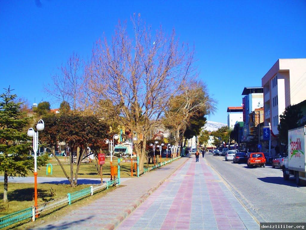 Çivril cumhuriyet parkı