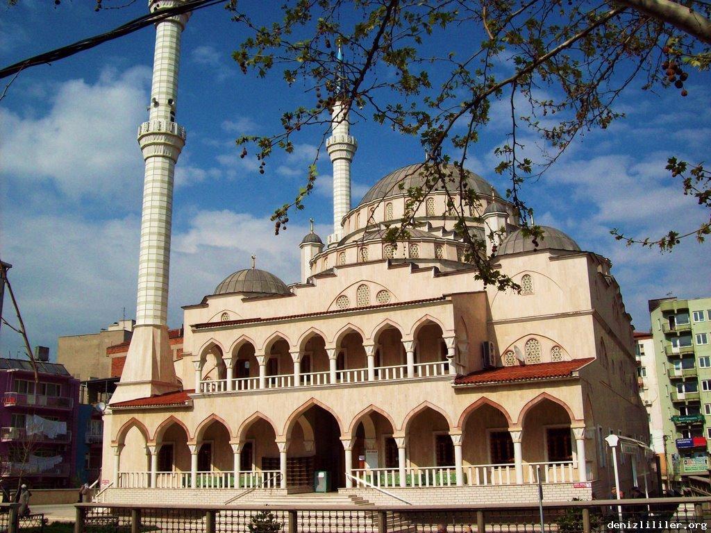 bayramyeri camii