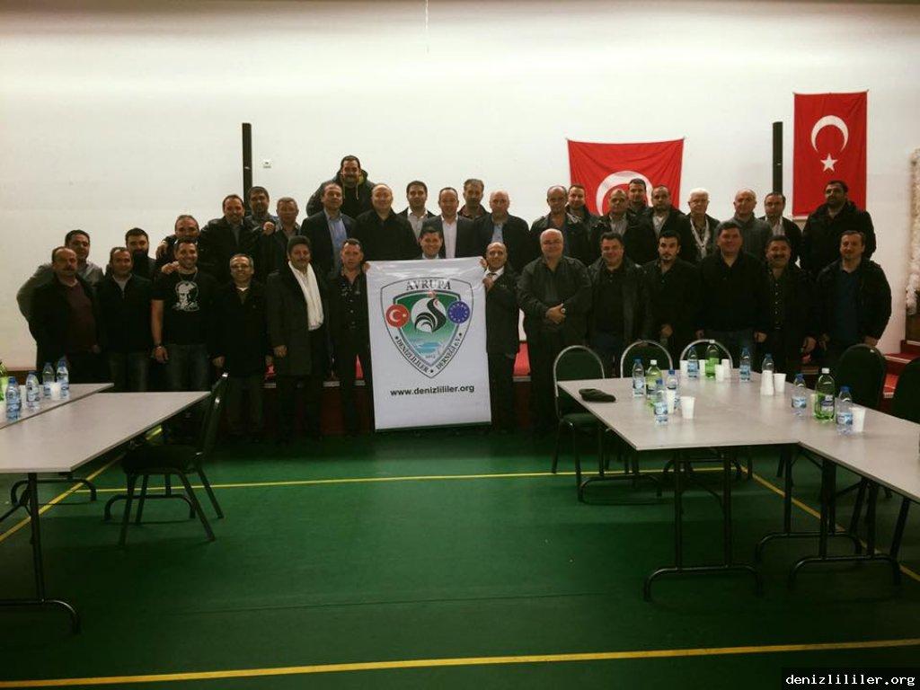 Leverkusen Dernek Tanışma Toplantısı