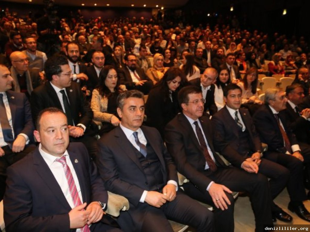 Denizlili Bakan Nihat Zeybekçi'ye tebrik mesajı